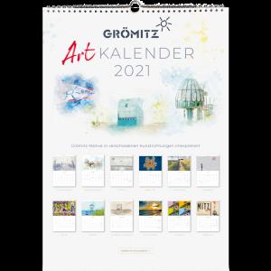 Grömitz Kalender 2021 A3
