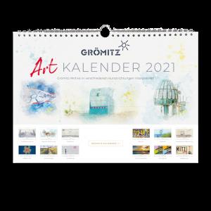 Grömitz Kalender 2021 A4